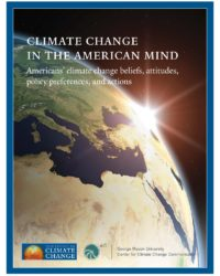 Climate Change in the American Mind: March 2009