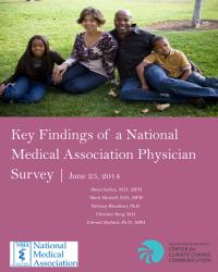 Key Findings of a National Medical Association Survey