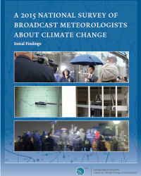 A 2015 National Survey of Broadcast Meteorologists about Climate Change