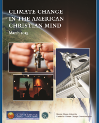 Climate Change in the American Christian Mind: March 2015