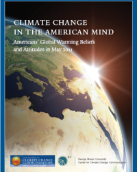 Climate Change in the American Mind: Americans' Global Warming Beliefs and Attitudes: May 2011