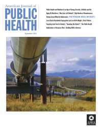 Framing Peak Petroleum as a Public Health Problem: Audience Research and Participatory Engagement