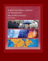 A 2016 National Survey of Broadcast Meteorologists