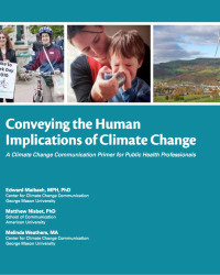 Conveying the Human Implications of Climate Change
