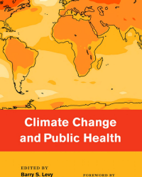 Mona Safarty, MD MPH, and Edward Maibach, MPH PhD, in Climate Change and Public Health