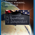 Politics & Global Warming: Spring 2016