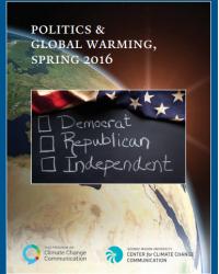 Politics & Global Warming: Spring 2016