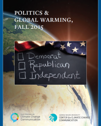 Politics and Global Warming: Fall 2015