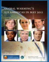 Global Warming's Six Americas: May 2011