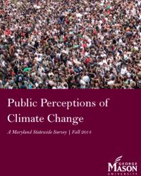 Public Perceptions of Climate Change: A Maryland Statewide Survey, Fall 2014