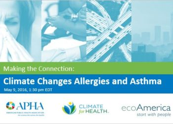 Making the Connection: Climate Changes Allergies and Asthma