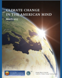 Climate Change in the American Mind: March 2015