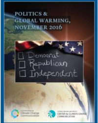 Politics & Global Warming: November 2016