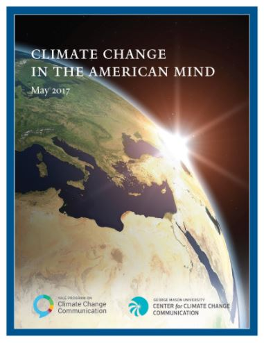 Climate Change in the American Mind: May 2017
