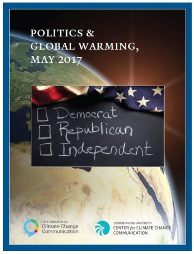 Politics & Global Warming: May 2017