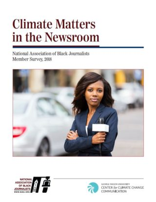 National Association of Black Journalists Member Survey, 2018