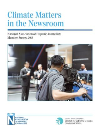 National Association of Hispanic Journalists Member Survey, 2018