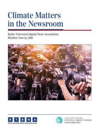 Radio Television Digital News Association Member Survey, 2018