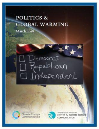 Politics & Global Warming: March 2018
