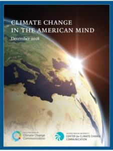 Climate Change in the American Mind: December 2018