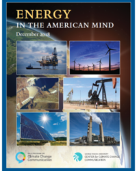 Energy in the American Mind: December 2018