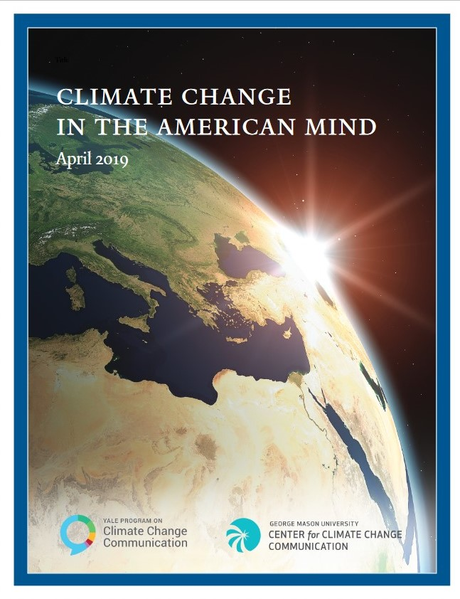 Climate Change in the American Mind: April 2019