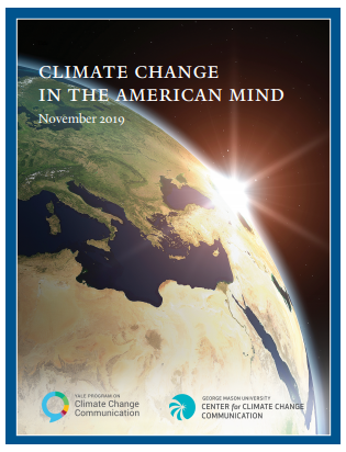 Climate Change in the American Mind: November 2019