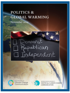 Politics & Global Warming: November 2019