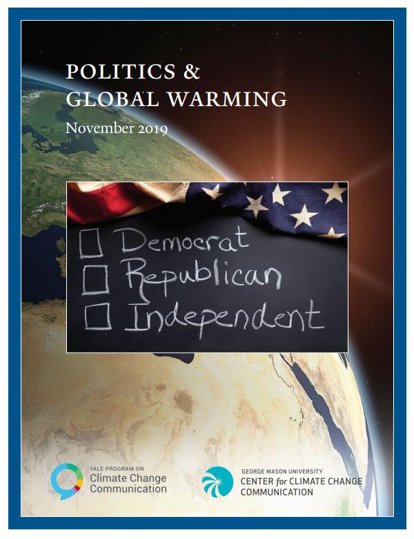 Politics & Global Warming: November 2019