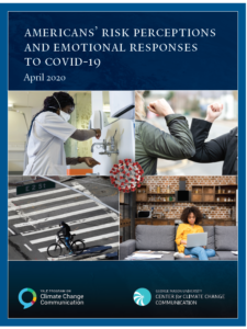Americans' Risk Perceptions and Emotional Responses to COVID-19: April 2020