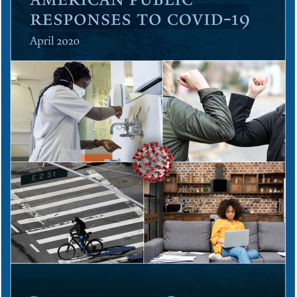 American Public Responses to COVID-19: April 2020