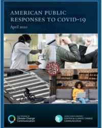 American Public Responses to COVID-19: April 2020