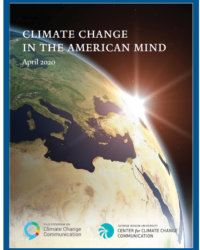 Climate Change in the American Mind: April 2020