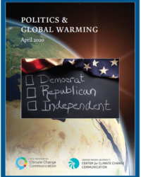 Politics & Global Warming: April 2020