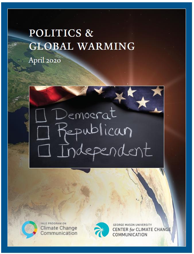 Politics & Global Warming: April 2020