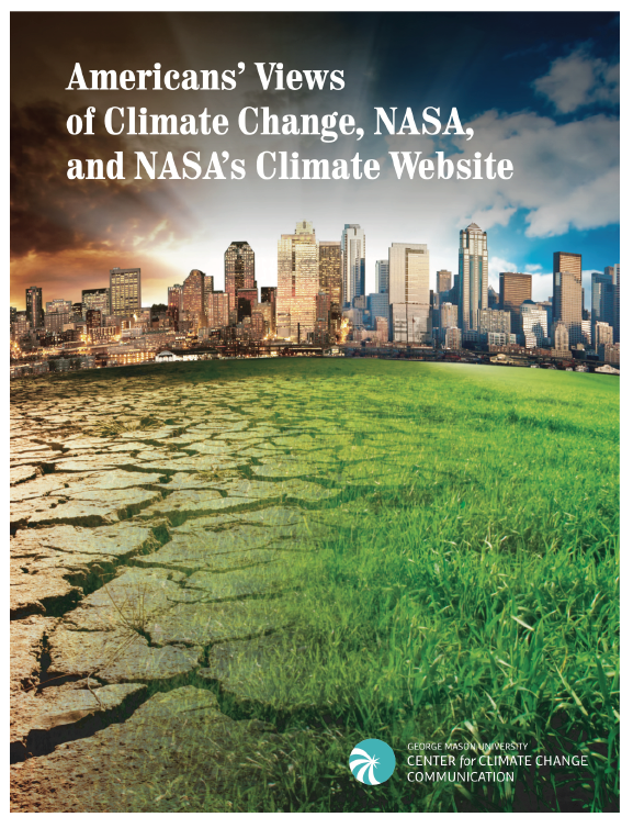 Americans' Views on Climate Change, NASA, and NASA's Climate Website