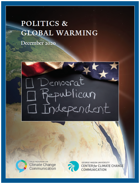 Politics & Global Warming: December 2020