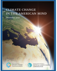 Climate Change in the American Mind: December 2020